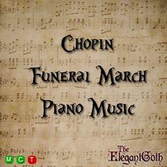 chopin funeral march piano sheet music pdf