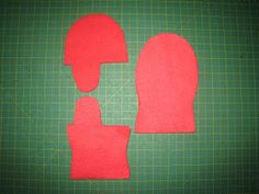 Kitschy Coo: Tutorial: Fleece mittens with separate thumb