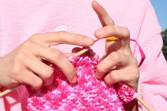 Arthritis is no excuse to abandon your knitting projects (The Examiner)