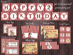 Jake and the Neverland Pirates Birthday Party Package-Etsy