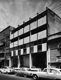 Colegio México 1962 México DF Arq. Manuel Rosen Morrison