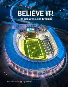 McLane Stadium Special Magazine