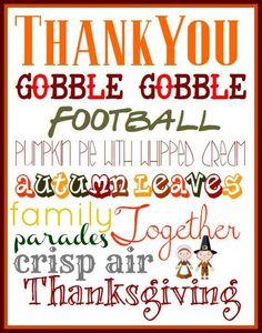 Thanksgiving Subway Art Printable   @afewmineradjustments.blogspot.com