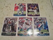 DEANGELO WILLIAMS DAVONE BESS JEREMY KERLEY HALOTI NGATA 2013 Topps (5) Card Lot