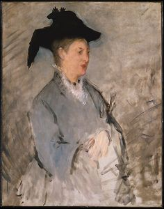Édouard Manet (French, 1832–1883). Madame Édouard Manet (Suzanne Leenhoff, 1830–1906), ca. 1873. Bequest of Miss Adelaide Milton de Groot (1876–1967), 1967 (67.187.81)