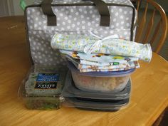 Tips for bringing meals for new mothers
