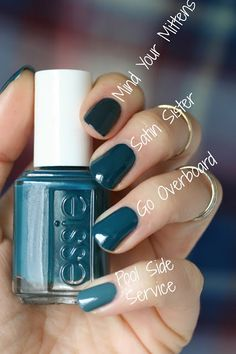 Essie Winter 2016 -