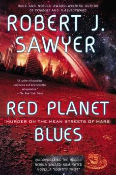 book, red planet, planet blue