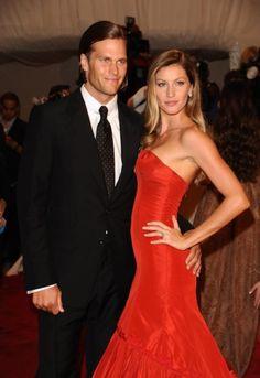 Tom Brady & Gisele Bundchen