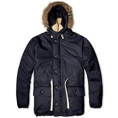 Nigel Cabourn Everest Parka, just about perfect ~ Old Man Fancy.