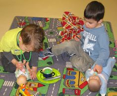 Your son plays with dolls! by Leeanne A at PreK + K Sharing