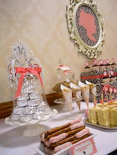 Oh Sugar Events: Shabby Chic Shower