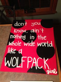 #ncstate #ncsu #wolfpack