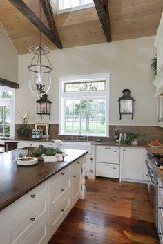 Modern Farmhouse Decor | Modern Farmhouse Design, Pictures, Remodel,