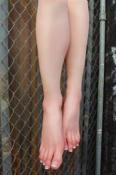 Silicone feet by Sinthetics