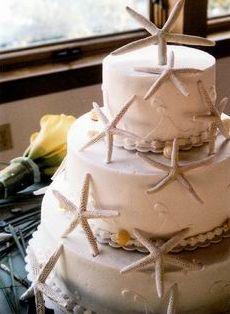 a true southern wedding cake