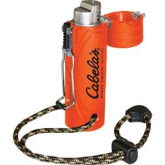 Talk about cool camping gear - this lighter is a reliable item for camping trips.