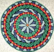 Stained-Glass-page - hooked rug