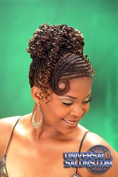 black hair braids natural styles on pinterest african
