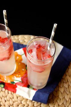 strawberry ice!