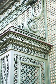 Fretwork- Le petit Trianon - Versailles
