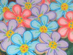 flower #flower #cookie