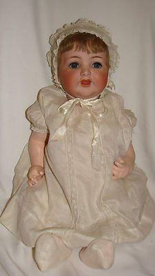 Rare German Doll, Simon & Halbig