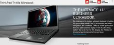 Lenovo reveals Haswell-powered 14-inch ThinkPad