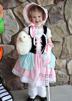 Little Bo Peep Costume  #costume