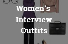 Interview outfits for women.