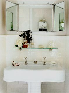 bathroom.