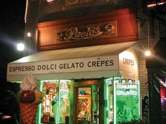 paolo's gelato italiano, atlanta