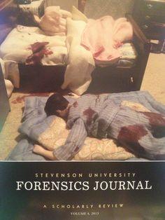 The 2013 (volume 4) edition of the Stevenson University Forensics Journal.