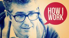 Ira Glass: How I Work