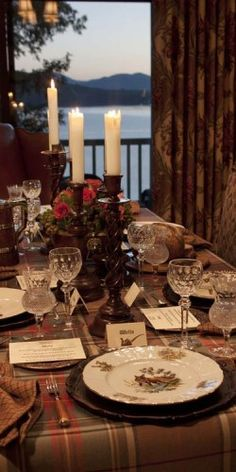plaid flannel table cloth