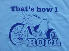 That's how I roll boys toddler tee