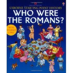 A lively introduction to ancient Rome, great for homeschoolers!