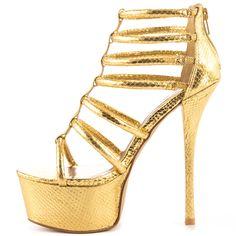 Shea - Gold Snake Met Qupid $54.99