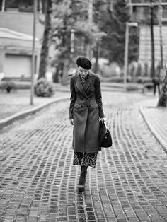 Fashion designer Ulyana Sergeenko for InStyle Magazine Russia. Photographer: Nick Sushkevich
