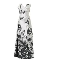 VIVIENNE WESTWOOD GOLD LABEL Trinket floral-jacquard gown