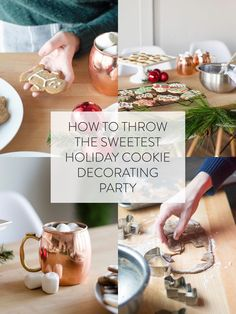 Holiday party idea: