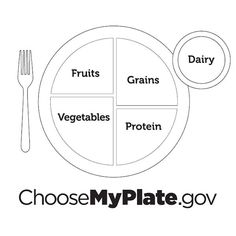 What's in Your Lunch? Using the MyPlate Model