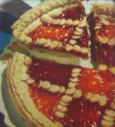 Fruit Pie with Penny-Lard Crust fruit pies, pie fruit, doubl crust