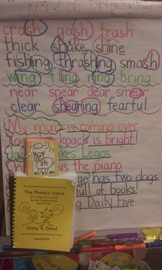 Another pinner said....*Mrs. Bainbridge's Class*: Phonics Dance  Used it this year with my kiddos and they enjoyed the singing and dancing. The awesome part was if they forgot what sound the letters made when reading, all I had to do was sing or dance.