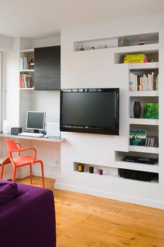integrating a #TV, i