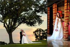 bridal portraits, resort