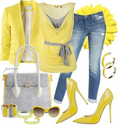 """She's Distressed"" by rockreborn on Polyvore"