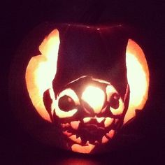 Lilo and Stitch Jackolantern! #FlauntYourHaunt for a chance to win! Choose your favorite Halloween category – you can only enter once for each category. Once you've entered, ask your friends to vote. The entry with the most votes in each category wins! Entries must be submitted by November 3