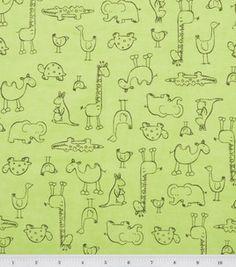 critter creation, anim outlin, 299yd sale, fabric envi, color inspir