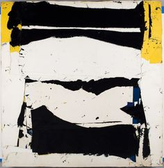Larry Zox, Untitled, 1962, Harvard Art Museums/Fogg Museum.